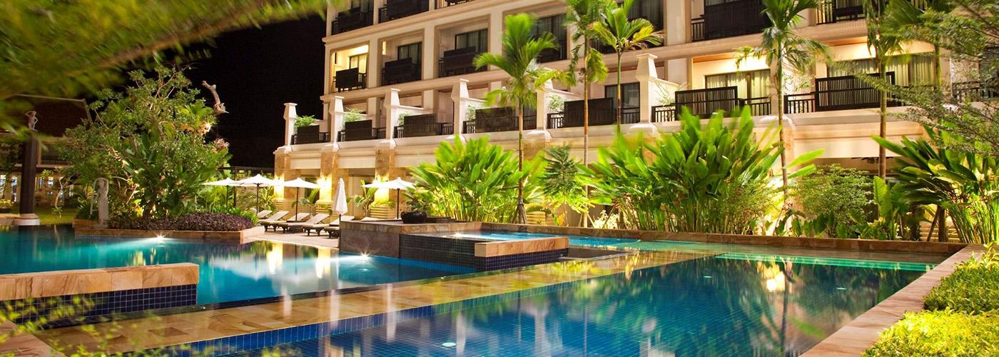 E-Brochure/Menu - Angkor Miracle Resort & Spa